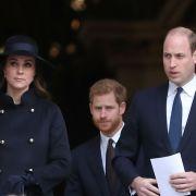Kate Middleton soll vermitteln! So läuft das Wiedersehen ab (Foto)