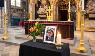 Trauer um Prinz Philip: Der Herzog von Edinburgh ist am 09.04.2021 im Alter von 99 Jahren gestorben und wird am 17. April beerdigt. (Foto)