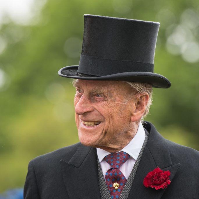 Nie gesehene Fotos! So war der Herzog von Edinburgh als Familienmensch (Foto)