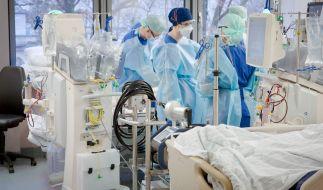 Ein Krebspatient war nach einer Corona-Infektion plötzlich geheilt. (Foto)