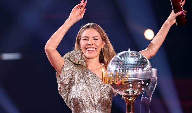 """""""Let's Dance"""" 2021 am 16. April"""