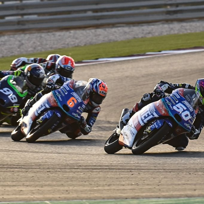 Schrötter in den Top Ten! Die Renn-Ergebnisse in MotoGP, Moto2 und Moto3 (Foto)