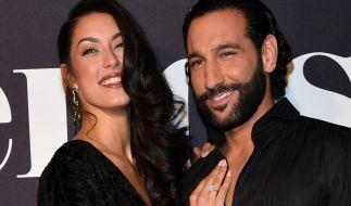 Rebecca Mir und Massimo Sinato sind Eltern geworden. (Foto)