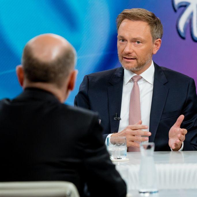"""""""Für Freiheit VOR Intensivstationen zu ersticken!"""" Lindner droht mit Verfassungsklage (Foto)"""