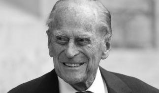 Prinz Philip, der Herzog von Edinburgh, ist am 9. April 2021 im Alter von 99 Jahren gestorben. (Foto)
