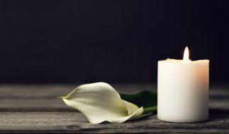 Eine junge Frau beging im Lockdown Selbstmord. (Foto)