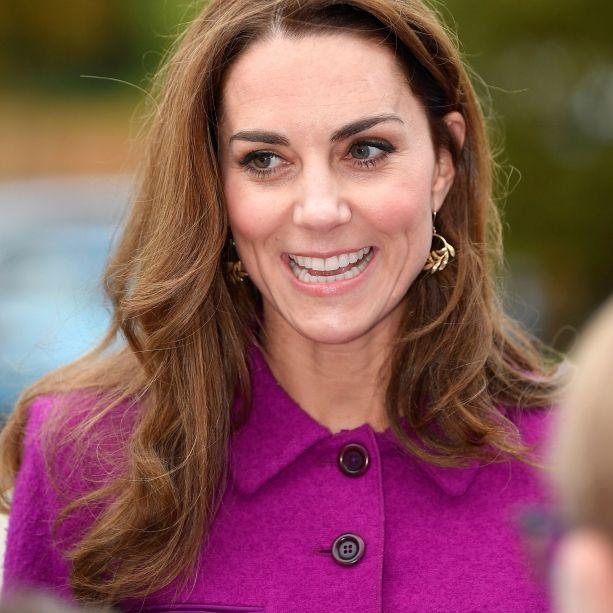 Herzogin Kate allein gelassen! Deshalb ließ sie IHN im Palast (Foto)