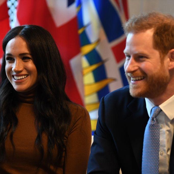 Echt gemein! SO wurde die Herzogin von Sussex zum Gespött (Foto)