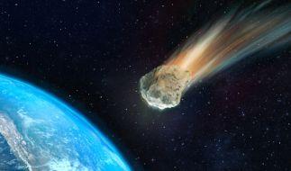 Ein Asteroideneinschlag könnte eine Flüchtlingskrise auslösen. (Foto)
