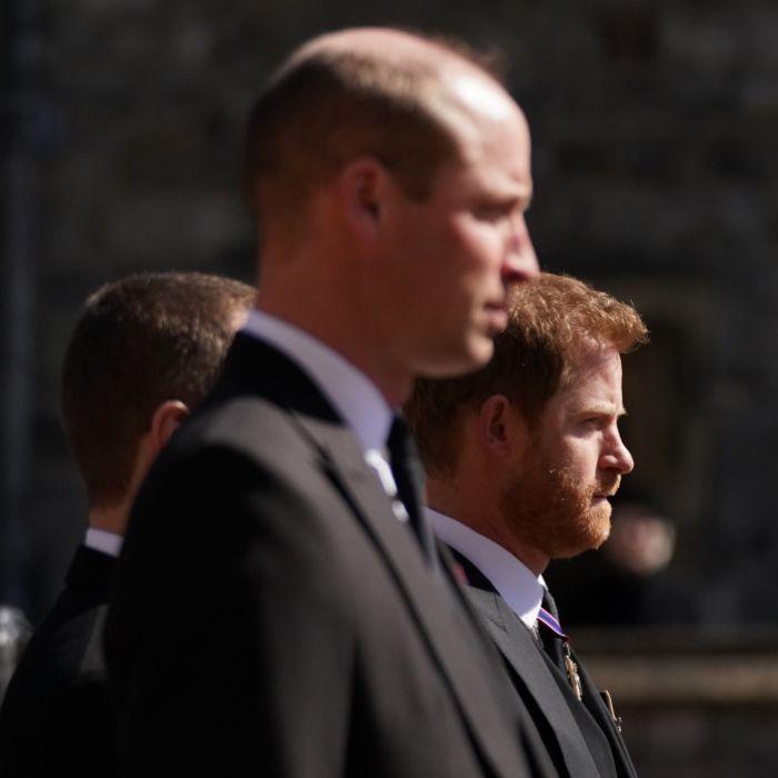 William und Harry erst eiskalt, dann wieder vereint - HIER das Bild (Foto)