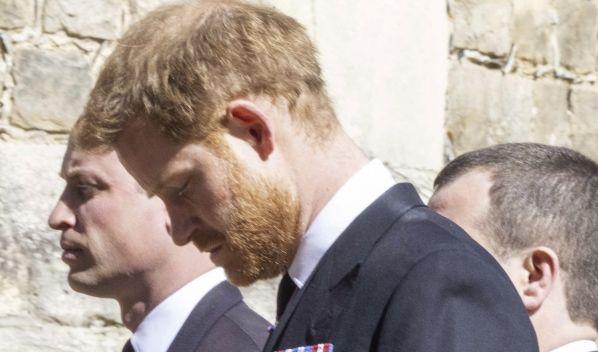 Prinz Harry und Prinz William (Foto)