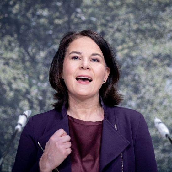 So sehen Sie das Interview der Grünen-Kanzlerkandidatin in der Wiederholung (Foto)