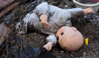 Eine Mutter soll ihren Sohn erschlagen haben. (Foto)