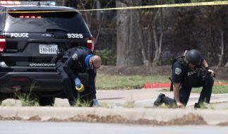 Ein Ex-Polizist hat in Texas drei Menschen erschossen. (Foto)