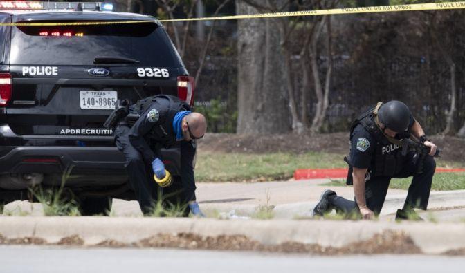 Tödliche Schießerei in Texas