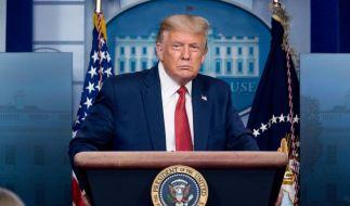 Donald Trump sieht sich mit einer Sammelklagekonfrontiert. (Foto)