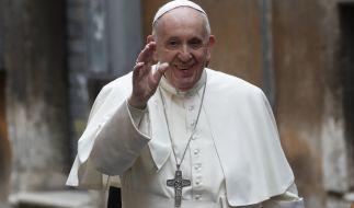 Papst Franziskus (Foto)