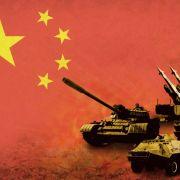 Langstreckenraketenwerfer in Position! China könnte Krieg anzetteln (Foto)
