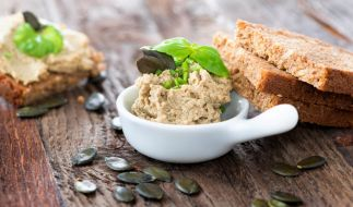 Das Unternehmen Vitam ruft jetzt einen veganen Brotaufstrich zurück. (Foto)