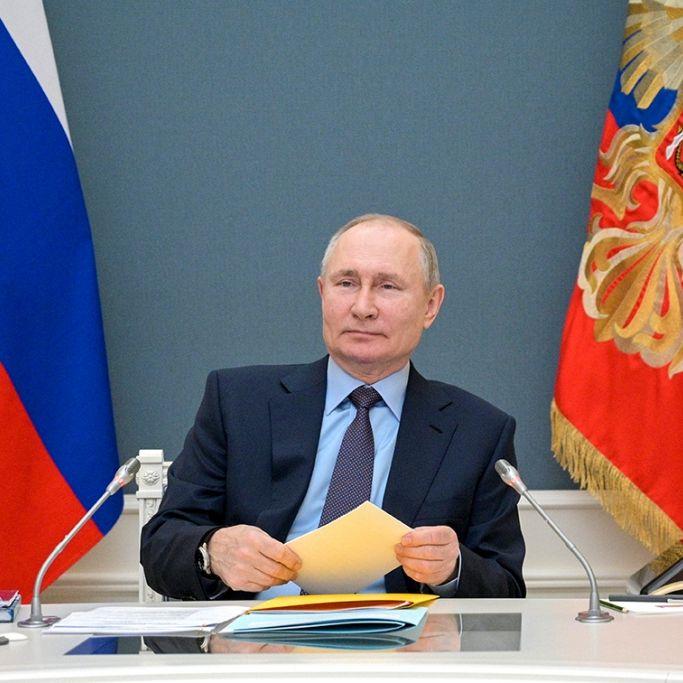 Angst vor Krieg in Europa! Zettelt Putin einen Krieg um Wasser an? (Foto)