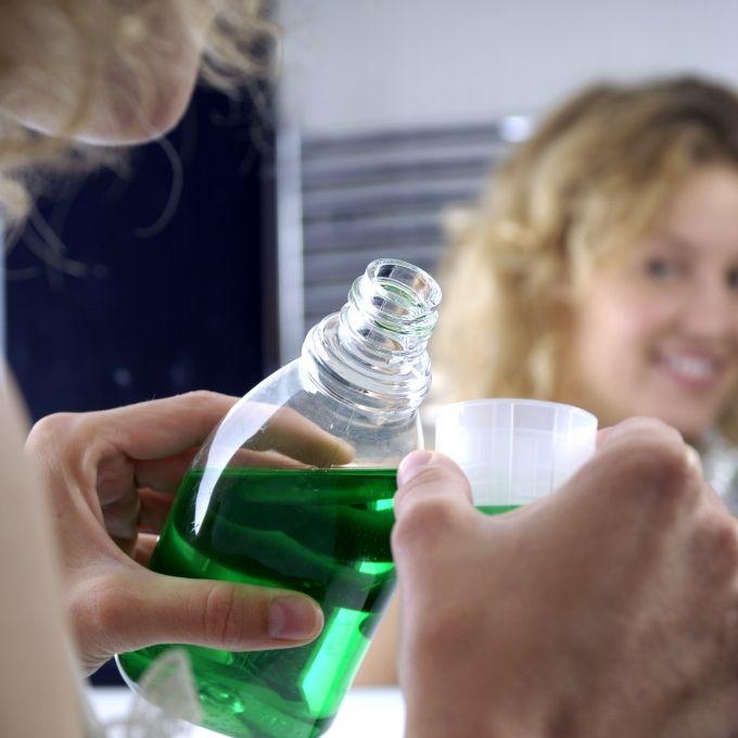 Neue Studie veröffentlicht! Schützen Mundspülungen vor Ansteckung? (Foto)
