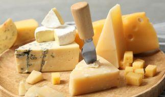 Ein Käse muss aktuell zurückgerufen werden. (Foto)