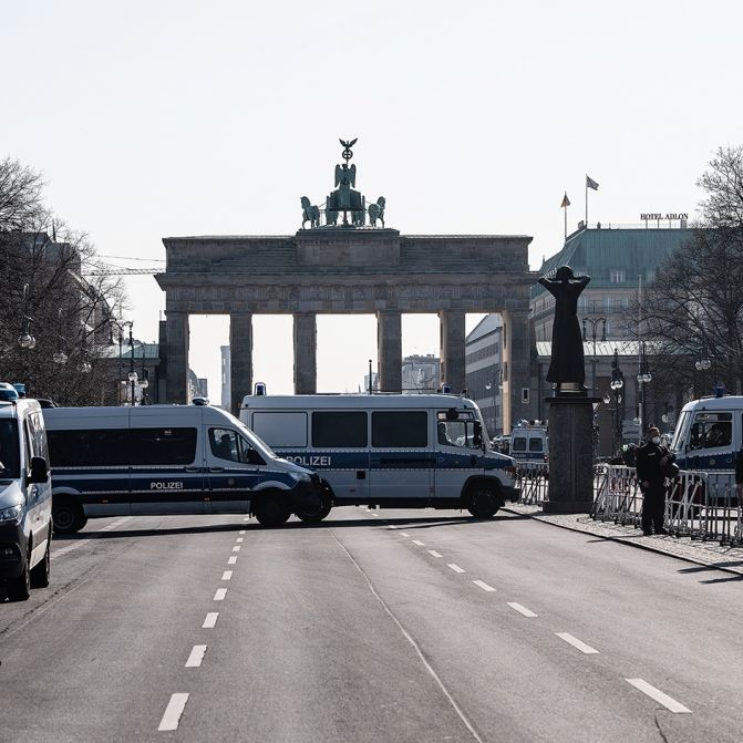 Aufstand in Berlin geplant, Sabotage auf Telegram! Twitter trollt Querdenker (Foto)
