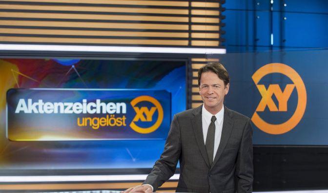 """""""Aktenzeichen XY... ungelöst"""" am Mittwoch bei ZDF verpasst?"""