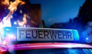 In Neuss ist ein Hausbewohner bei einem Brand ums Leben gekommen. (Foto)