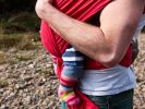 Ein 38 Jahre alter Mann ist mit seiner neunmonatigen Tochter von einer Staudamm-Mauer in den Tod gesprungen (Symbolbild). (Foto)