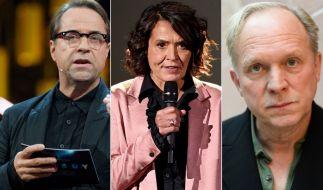 Jan Josef Liefers, Ulrike Folkerts und Ulrich Tukur haben gemeinsam mit Dutzenden anderen Kollegen die Corona-Politik der Regierung kritisiert. (Foto)