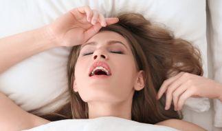 Eine Frau wurde wegen ständiger Orgasmen in ein Krankenhaus eingeliefert. (Foto)