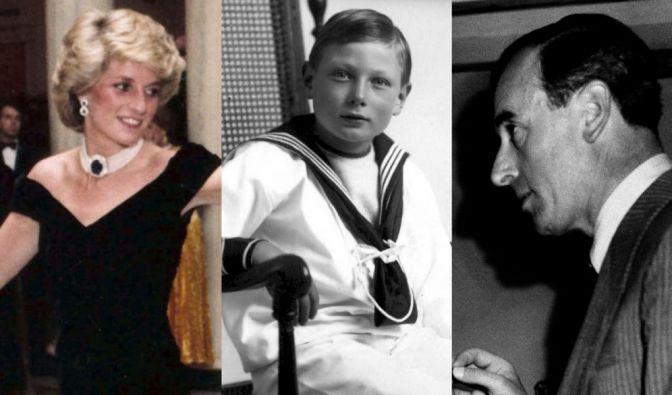 Todesdramen im britischen Königshaus