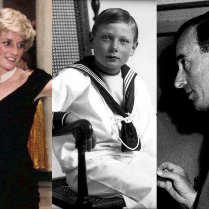 Drogencocktail, Epilepsie, Unfall! Diese Royals-Tode schockten (Foto)