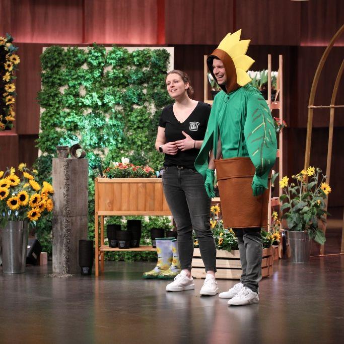 SO gut sind die kompostierbaren Pflanztöpfe aus DHDL wirklich (Foto)