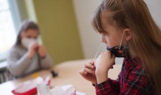 Immer mehr Kinder und Jugendliche leiden unter der Corona-Pandemie. (Foto)