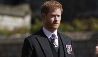 Prinz Harry hat Prinz George, Prinzessin Charlotte und Prinz Louis während seines Besuchs in England nicht gesehen. (Foto)