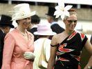 Prinzessin Anne und Stephanie Phillips