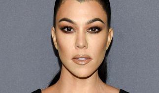 Kourtney Kardashian kann die Finger nicht von Travis Barker lassen. (Foto)