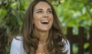 Herzogin Kate hat gut lachen: Der Ehefrau von Prinz William stehen einer Wahrsagerin zufolge rosige Zeiten bevor. (Foto)