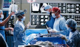 """""""Grey's Anatomy"""" muss seinen Sendeplatz auf ProSieben für """"Seattle Firefighters"""" räumen (Foto)"""