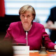 Falsche Werte? Verwirrung um Merkels Inzidenz-Formel (Foto)