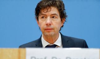 Christian Drosten sprach über Impf-Auffrischungen zum Winter hin. (Foto)