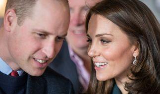 Prinz William und Kate Middleton feiern am 29. April ihren 10. Hochzeitstag. (Foto)