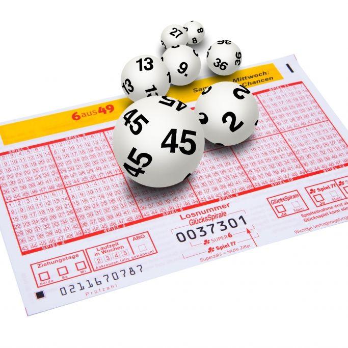 """Die aktuellen """"Lotto am Mittwoch""""-Gewinnzahlen für 2 Mio. Euro (Foto)"""