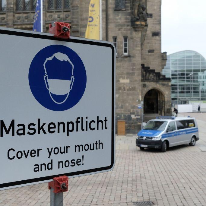 Maskenpflicht bald abgeschafft? Experten mit düsterer Prognose (Foto)