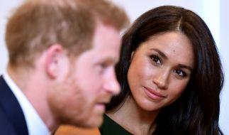 Um sich von Prinz Harry scheiden zu lassen, müsste Meghan Markle einige Hürden überwinden. (Foto)