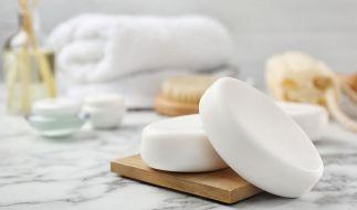 Wie gut ist festes Duschgel wirklich? (Foto)