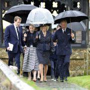 Bekommt Herzogin Camilla nach dem Todesdrama eine neue Schwiegertochter? (Foto)
