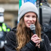 """Kein Land für """"alte weiße Männer""""? Die Klimakämpferin im Porträt (Foto)"""